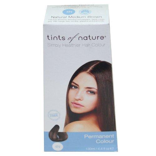 (2 Pack) - Tints of Nature - Natural Medium Brown | 120ml | 2 PACK BUNDLE