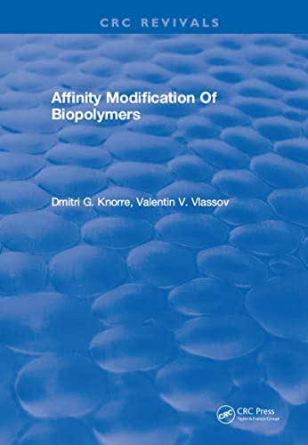Affinity Modification Of Biopolymers