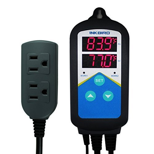 Digital Temperature Controller - 9