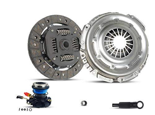 Clutch And Slave Kit Works With Ford Explorer Mazda B4000 Eddie Bauer Limited Postal Xl Xls Xlt Se Troy Lee 1993-2000 4.0L V6 GAS SOHC Naturally Aspirated