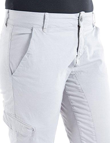 Gris Timezone Slim Flight chateau Susa Pantalones Grey Para Mujer nYp6xfwWqY
