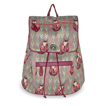 Capri Designs - Sarah Watts Fashion Backpack (Fox)