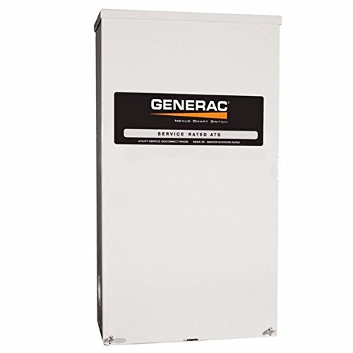 Safety Switch 400 Amp (Generac RTSN400G3 400-Amp Automatic Transfer Switch, 120/208V, 3-Phase (Discontinued by Manufacturer))