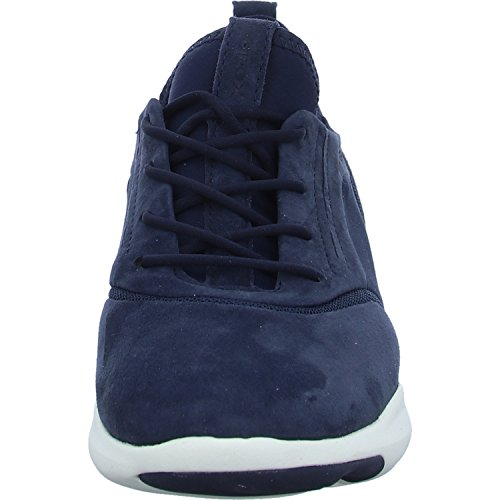 Geox Damen D Nebula Sa Slip On Sneaker Blau (navy C4002)