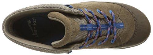 Taupe Boot Suede Paulette Women's Dansko SqFnx84q