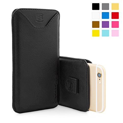 iPhone Snugg Leather Executive Design