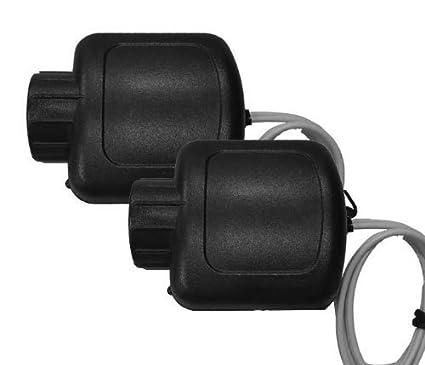 Linear Garage Door Opener Safety Beam Set Model Hae00002