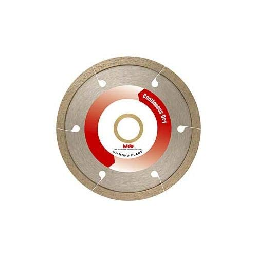MK Diamond 164111, MK-250GXC Continuous Rim Blade (Pack of 7 pcs)