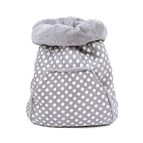 PAWZ Road Katzenbett Ultra weiche Schlafsack waschbar Kuschelsack Decke Matte für Kitty Welpen