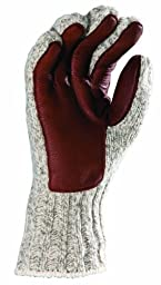 Fox River Four Layer Glove, Large, Brown Tweed