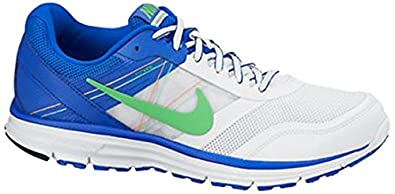 Nike Lunar Forever 4 Men's Running Shoes White/Blue/Green