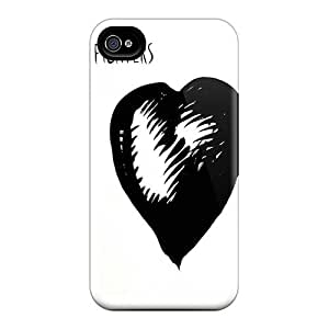 Excellent Design Foo Fighters One By One Case Cover For Iphone 4/4s