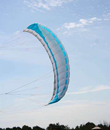 FairOnly Large 3.5 Square Meters Quad line Power Kite parafoil Kitesurfing with Control bar Kite Factory Show