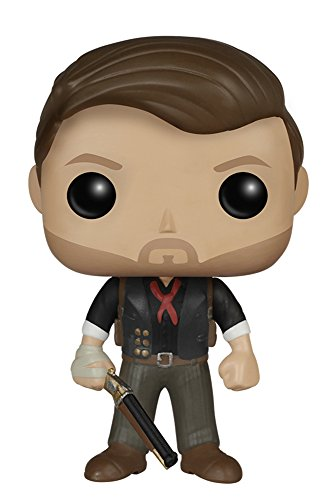 Funko POP Games: Bioshock - Booker DeWitt Action Figure