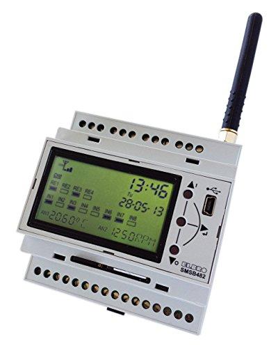 elbro smsb482-v2sms-butler für überwachen-Heizung/Klimaanlage seit Smartphone