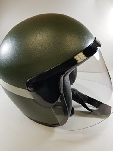 Schuberth Helmet for Motorcycle from The German Army - Army German Motorcycles