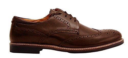 Red Tape - Zapatos de Vestir hombre marrón