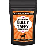 Bully Boy Gourmet Beef Bully Taffy Dog Treats - Slow Roasted, Great Maple Taste, Made in the USA