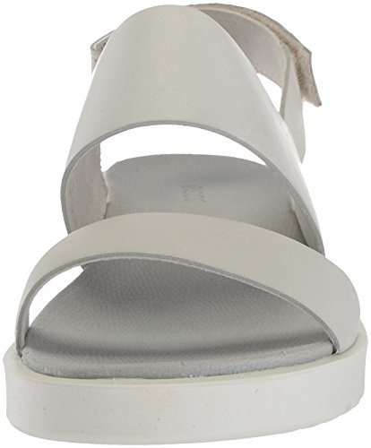 clearance amazing price ECCO Women's Freja 2-Strap Sandal Shadow White Classic clearance 100% original cheap sale original JKlLvBLxf