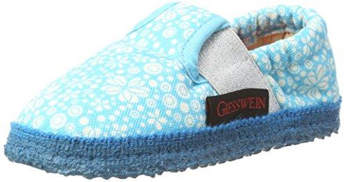 Giesswein ALLERSBERG, Zapatillas de estar Por Casa Unisex Niños Azul (Capri)