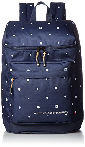[Benetton] Square Daypack 2BE8361DP navy