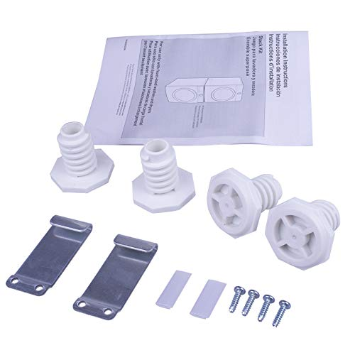 NEW Laundry Stacking Kit Replacement for Whirlpool Kenmore Maytag Dryer W10298318RP W10869845 AP6047938 PS3407625