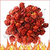 Carolina Reaper Pepper Whole | Extremely Hot Whole Carolina Reaper Peppers (1kg)