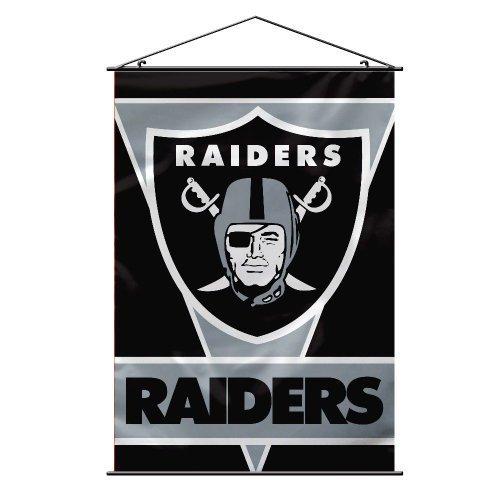 Fremont Die NFL Oakland Raiders Wall Banner