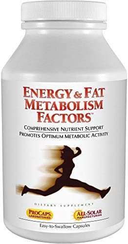 Andrew Lessman Energy Fat Metabolism Factors 60 Capsule