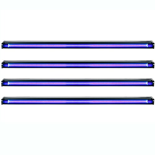 American DJ Startec 48'' 20W Stage Party UV LED Black Light Strip Bar (4 Pack) by ADJ Products