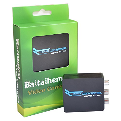Baitaihem Composite Signal Converter Laptop product image