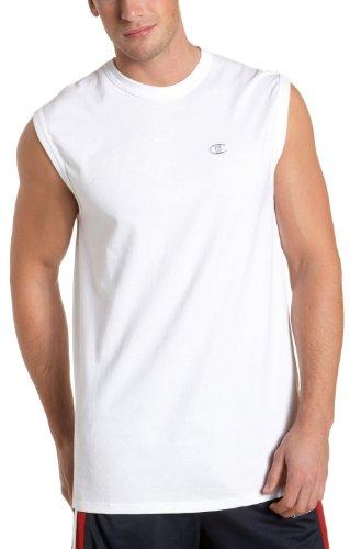 Champion Cotton Jersey Men's Muscle Tee