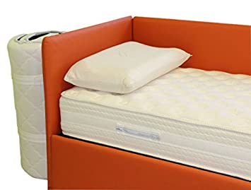 EvergreenWeb - Colchoneta en Espuma arrollado, 140x195 soporte ergonomico,Cómodo colchón, Esterilla - Twist Bed: Amazon.es: Hogar