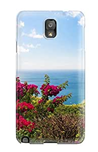 8005549K29371045 High Quality Seashore Case For Galaxy Note 3 / Perfect Case