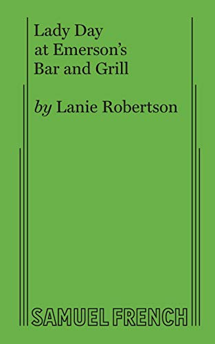 Lady Day at Emerson's Bar and Grill (Lady Day At Emersons Bar & Grill Hbo)