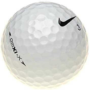 Nike 20XI-X AAAAA Recycled Like New Golf Balls, 36-Pack