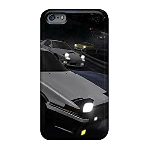 Apple Iphone 6 Plus GxY27564IrzP Special Colorful Design Initial D Series Shock Absorbent Cell-phone Hard Cover -SherriFakhry