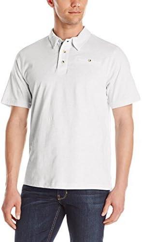 English Laundry Men S Short Sleeve Organic Cotton Polo Light Grey Medium At Amazon Men S Clothing Store