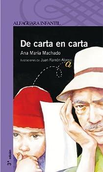 De carta en carta par Ana María Machado