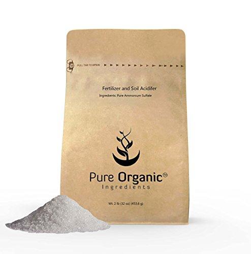 Fertilizer and Soil Acidifier, highest purity, Ammonium S...