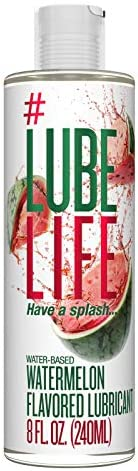 LubeLife Watermelon Flavored Lubricant Lube product image