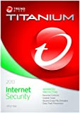 Trend Micro Titanium Internet Security 2013 3-Users