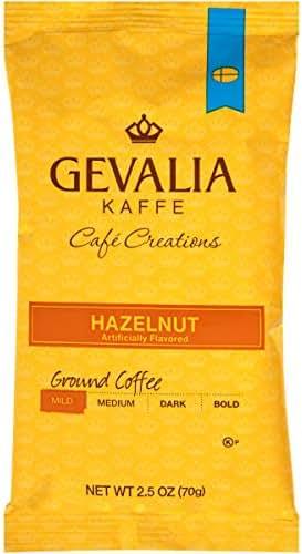 Coffee: Gevalia Cafe Creations Hazelnut
