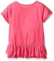 Dream Star Girls' Short Sleeve Screen wi...