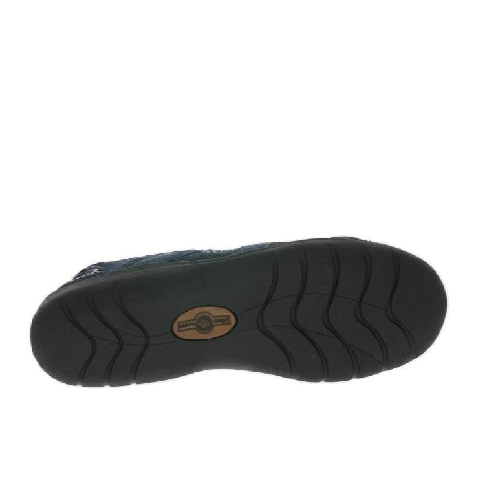 Earth Spirit Winona Womens Blue Slip On Shoe