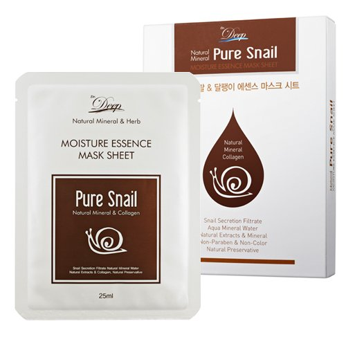 Dr.Deep Pure Snail Mask Sheet