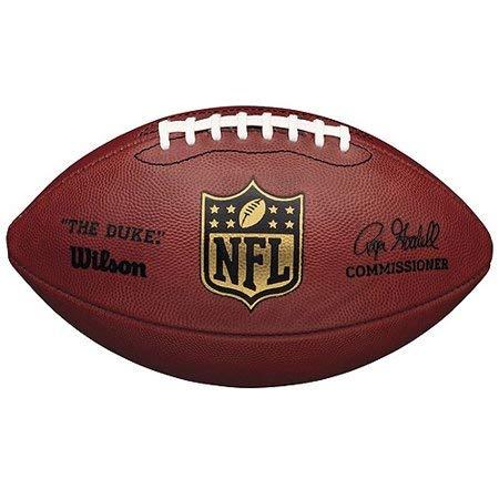 (LED LEADER Wilson Football The Duke Official NFL Game Football)
