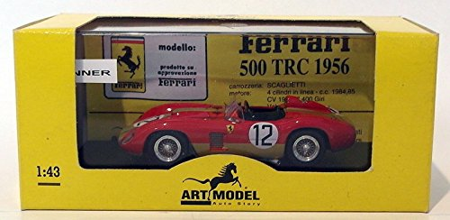 Ferrari 500 TR GP Aspen  12 1 43 Model AM0137