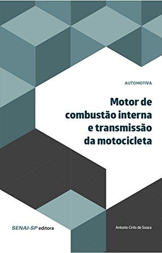 Motor de combustão interna e transmissão da motocicleta (Automotiva)