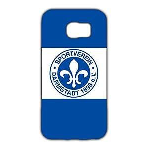 Phone Case Design Samsung Galaxy S6 Custom SV 98 Darmstadt Phone Case Plastic Protective Phone Case For Samsung Galaxy S6